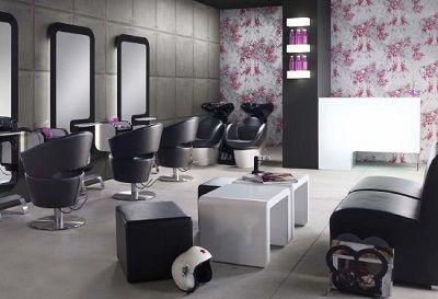 Decoración de peluquerías