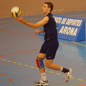 Pedro Acevedo Voleibol