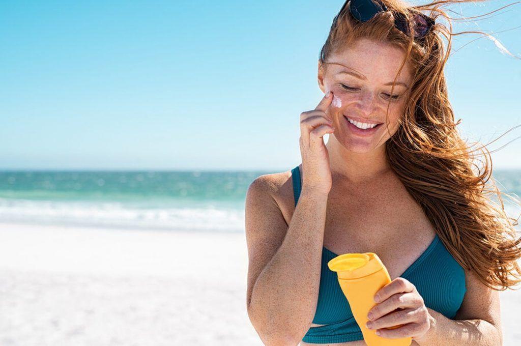 ¿Sabes cómo cuidar la piel sensible en verano?