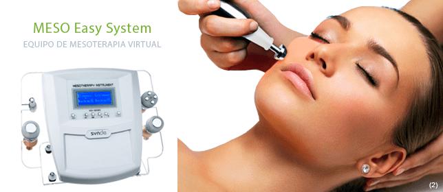 Meso Easy System - Equipo de Mesoterapia virtual