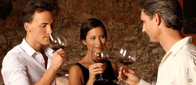 Estilo de vida entorno al vino.