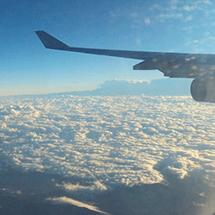 Volar a Canarias