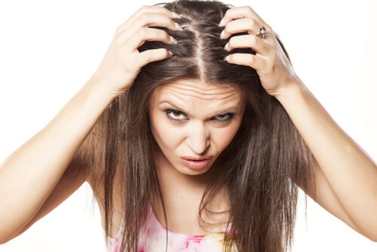 Picor en el cuero cabelludo
