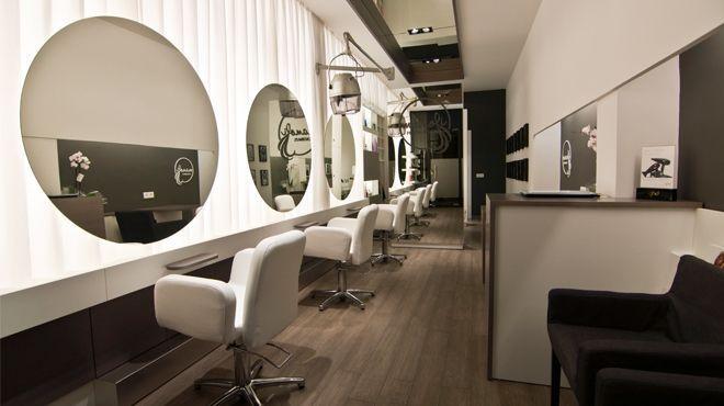 Peluquer a elegantes kosei - Salones de peluqueria decoracion fotos ...