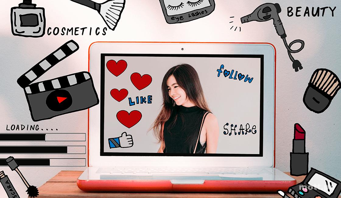 Blogger e Influencer en el sector belleza