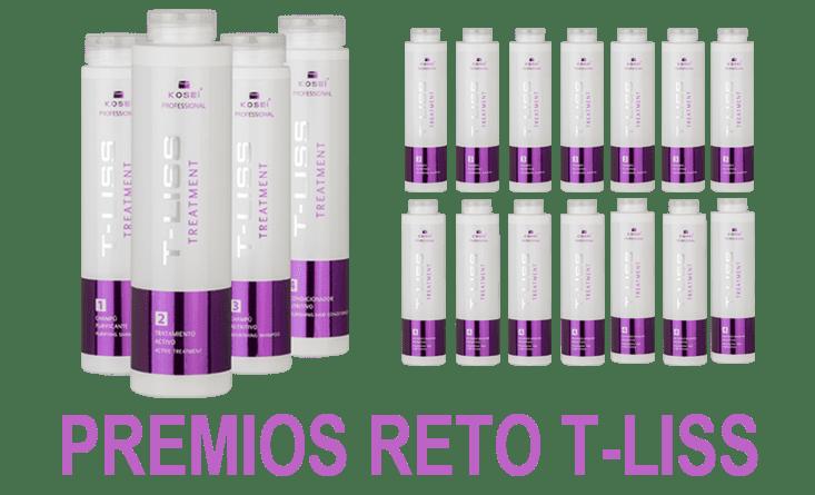 Premios - RETO T-LISS