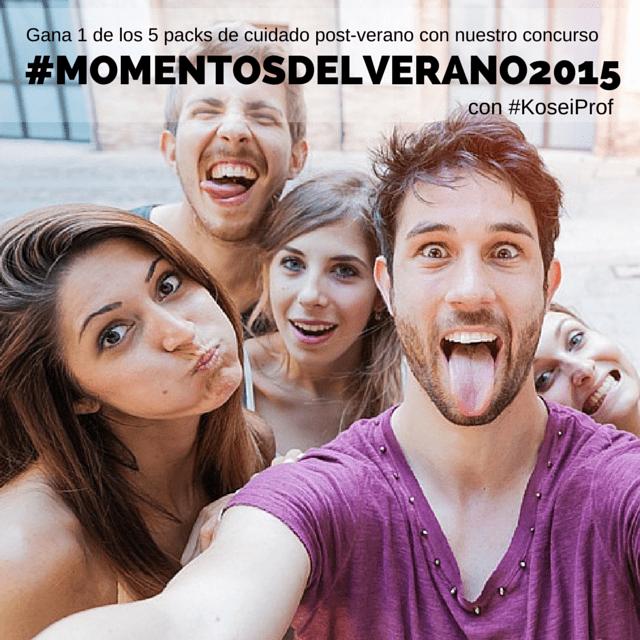 Momentos del verano 2015
