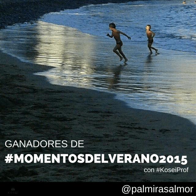 MOMENTOS DEL VERANO 2015 - GANADOR 1