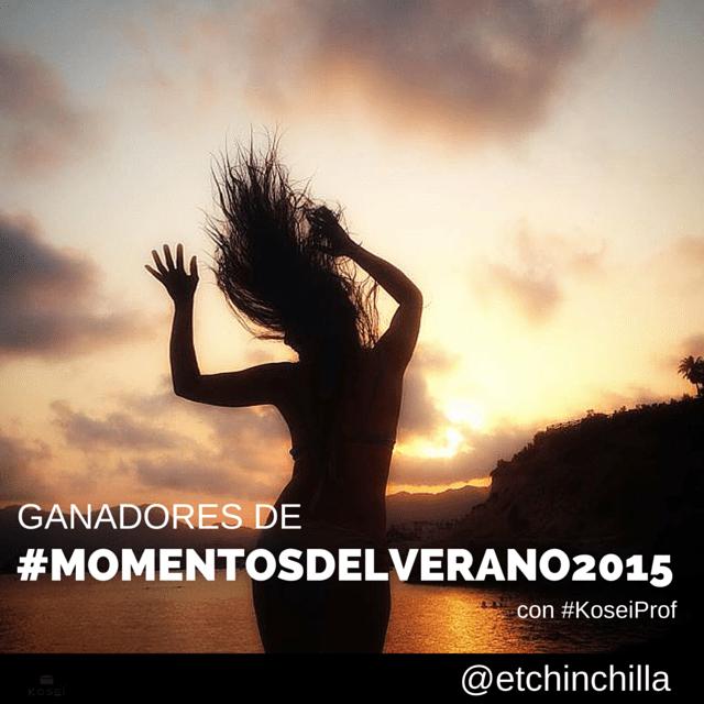 MOMENTOS DEL VERANO 2015 - GANADOR 2