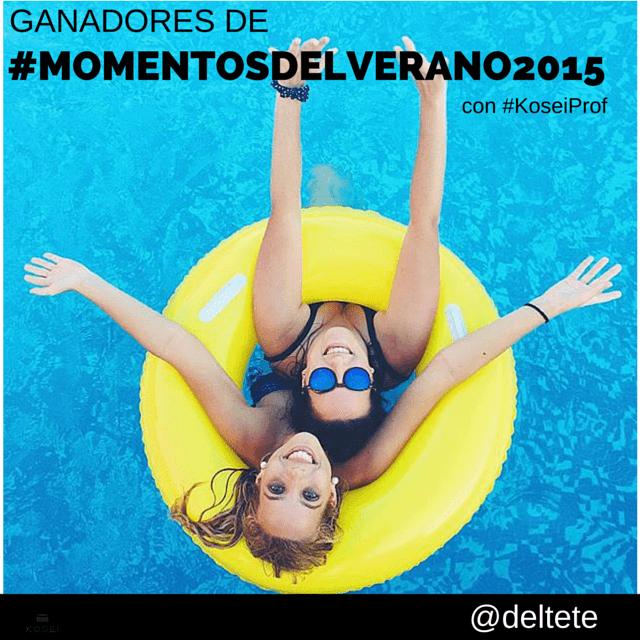 MOMENTOS DEL VERANO 2015 - GANADOR 5