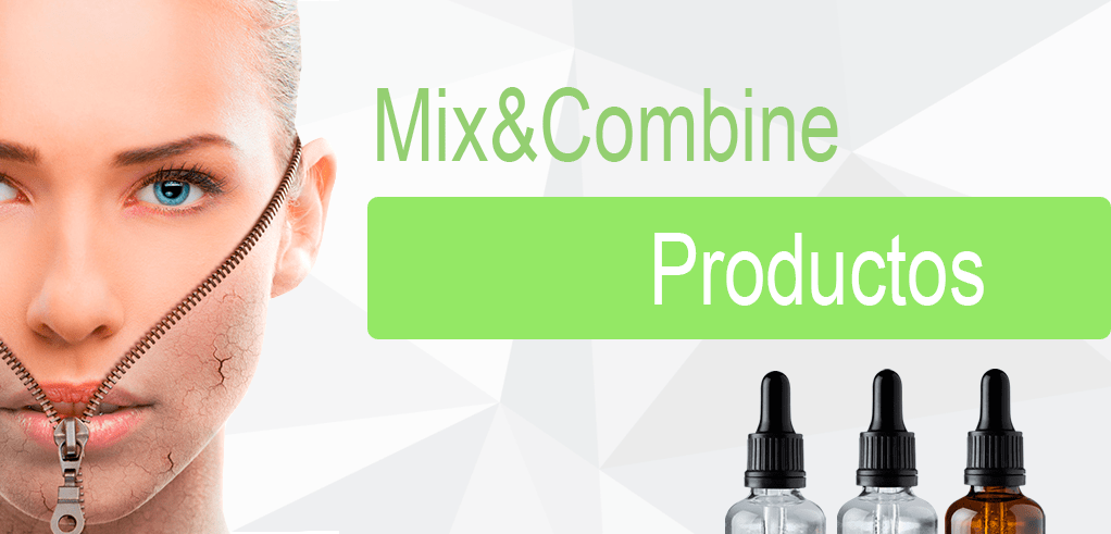 productos mix and combine