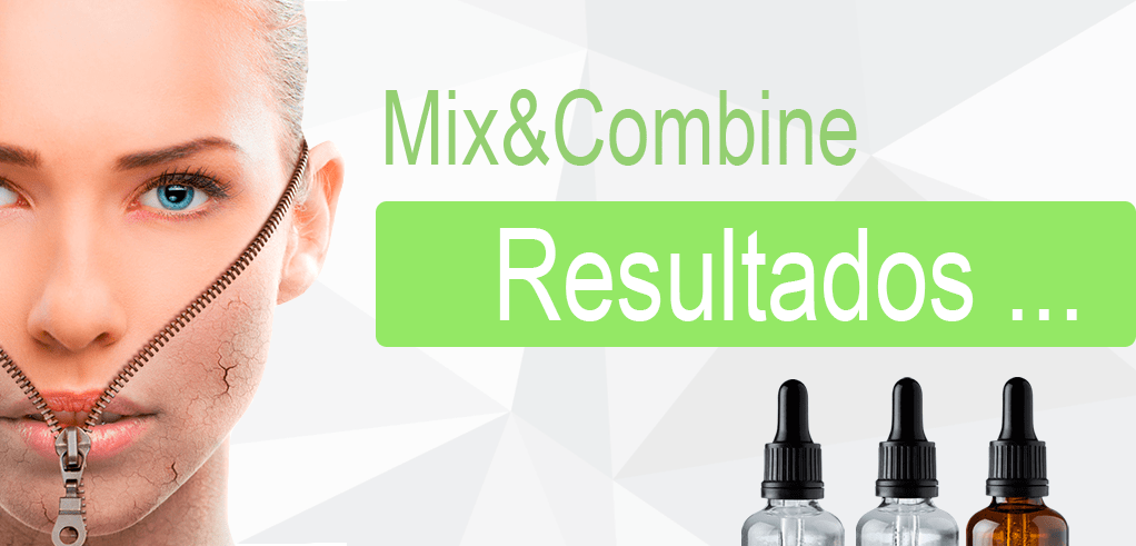 resultados mix and combine