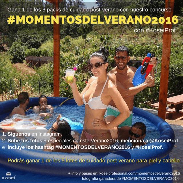 MOMENTOS DEL VERANO 2016 2
