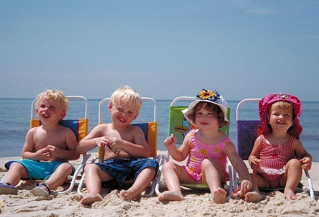 Consejos fotoprotección niños y adolescentes