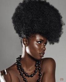 alisado permanente afro