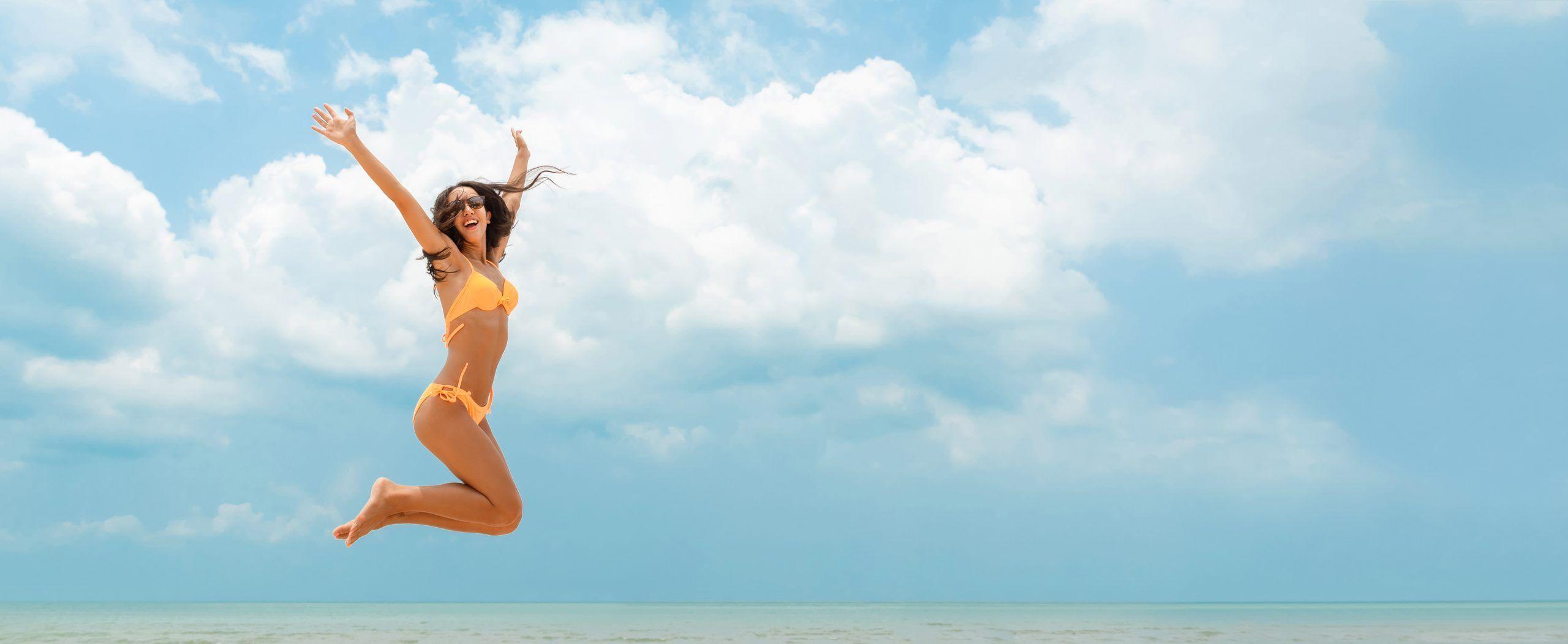 trucos para conseguir un bronceado bonito saludable en verano