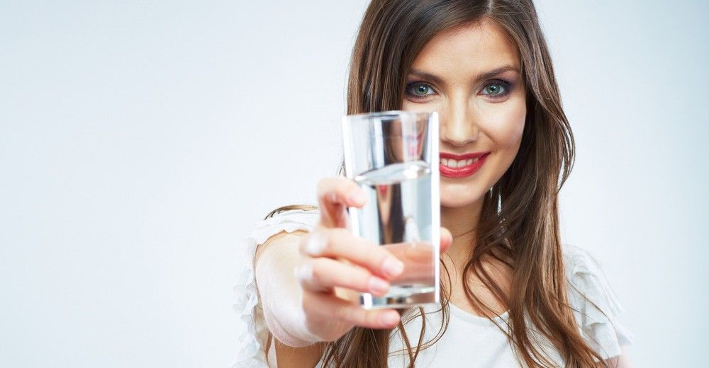 piel seca beber agua