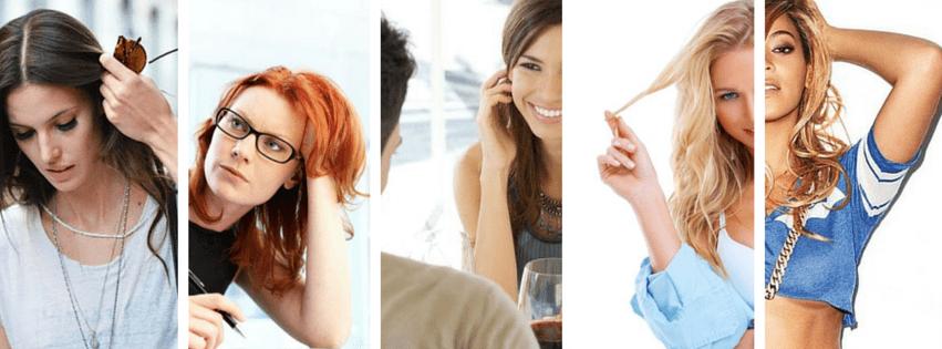 psicologia del pelo lenguaje corporal