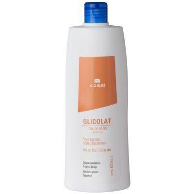 GLICOLAT gel de baño. Gel para piel muy seca