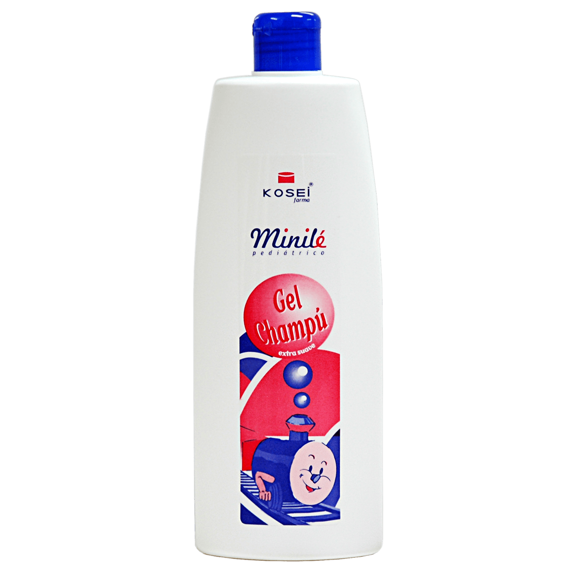 MINILÉ gel-champú 200 ml