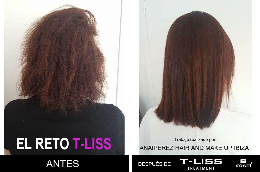 ANAIPEREZ HAIR AND MAKEUP IBIZA EL RETO T LISS