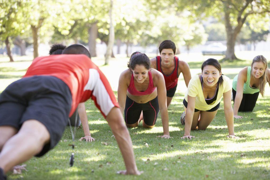deporte grupo