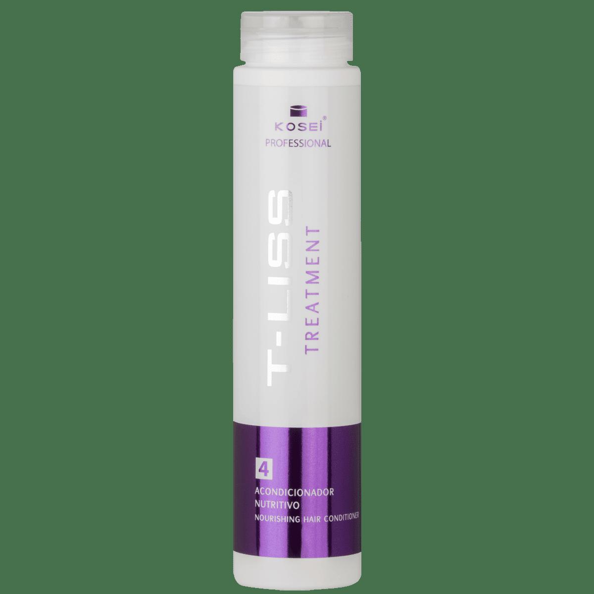 T-LISS acondicionador nutritivo. Tratamiento para pelo encrespado