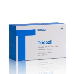 TRICOXIL cápsulas cabello, piel y uñas. Vitaminas para el pelo, piel y uñas