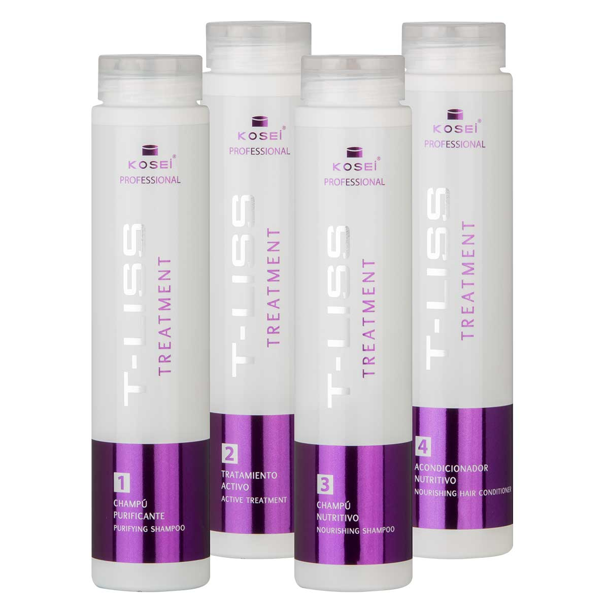 T-LISS Pack Profesional 250 ml