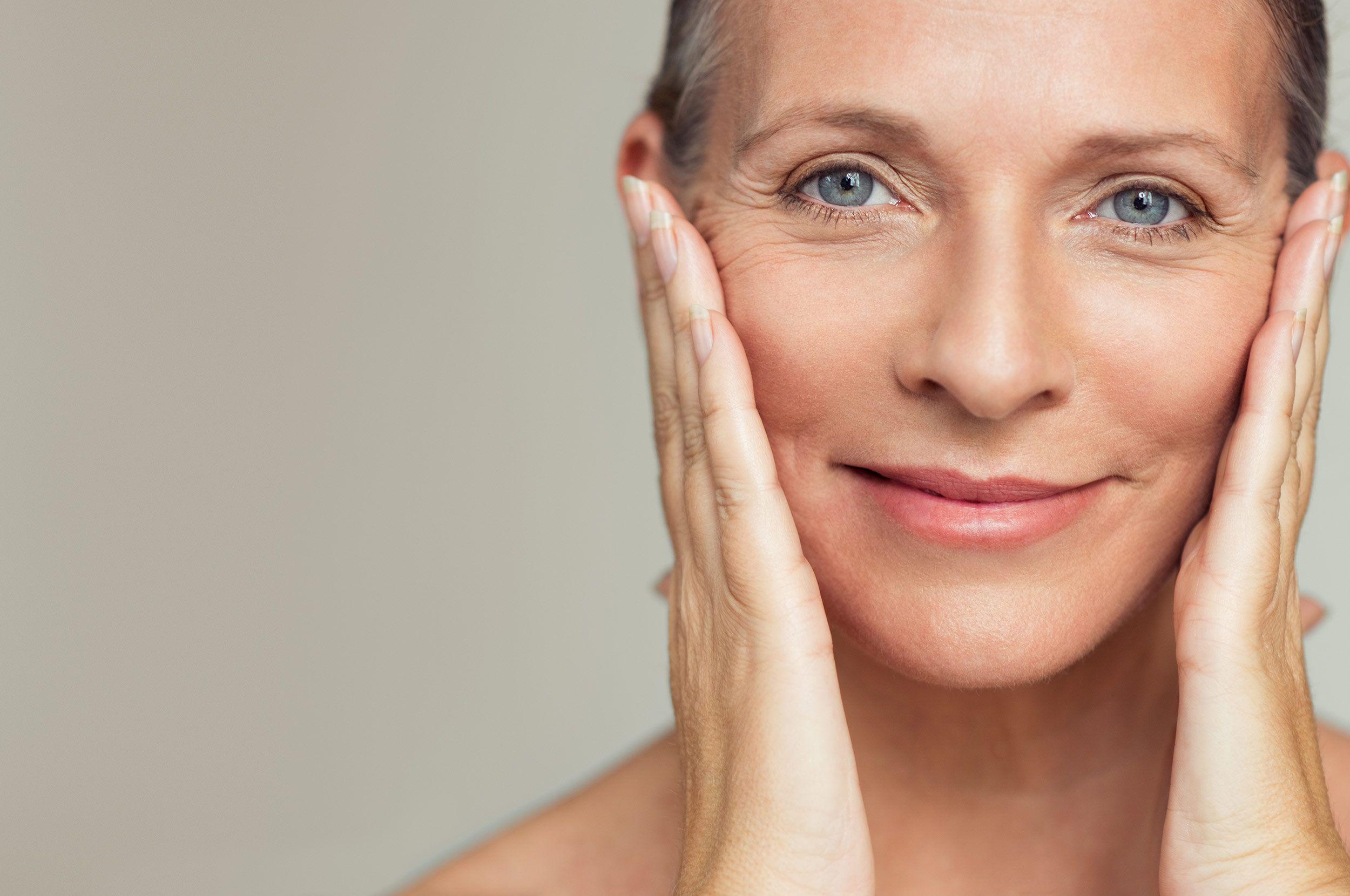 Beneficios de las cremas antiarrugas.