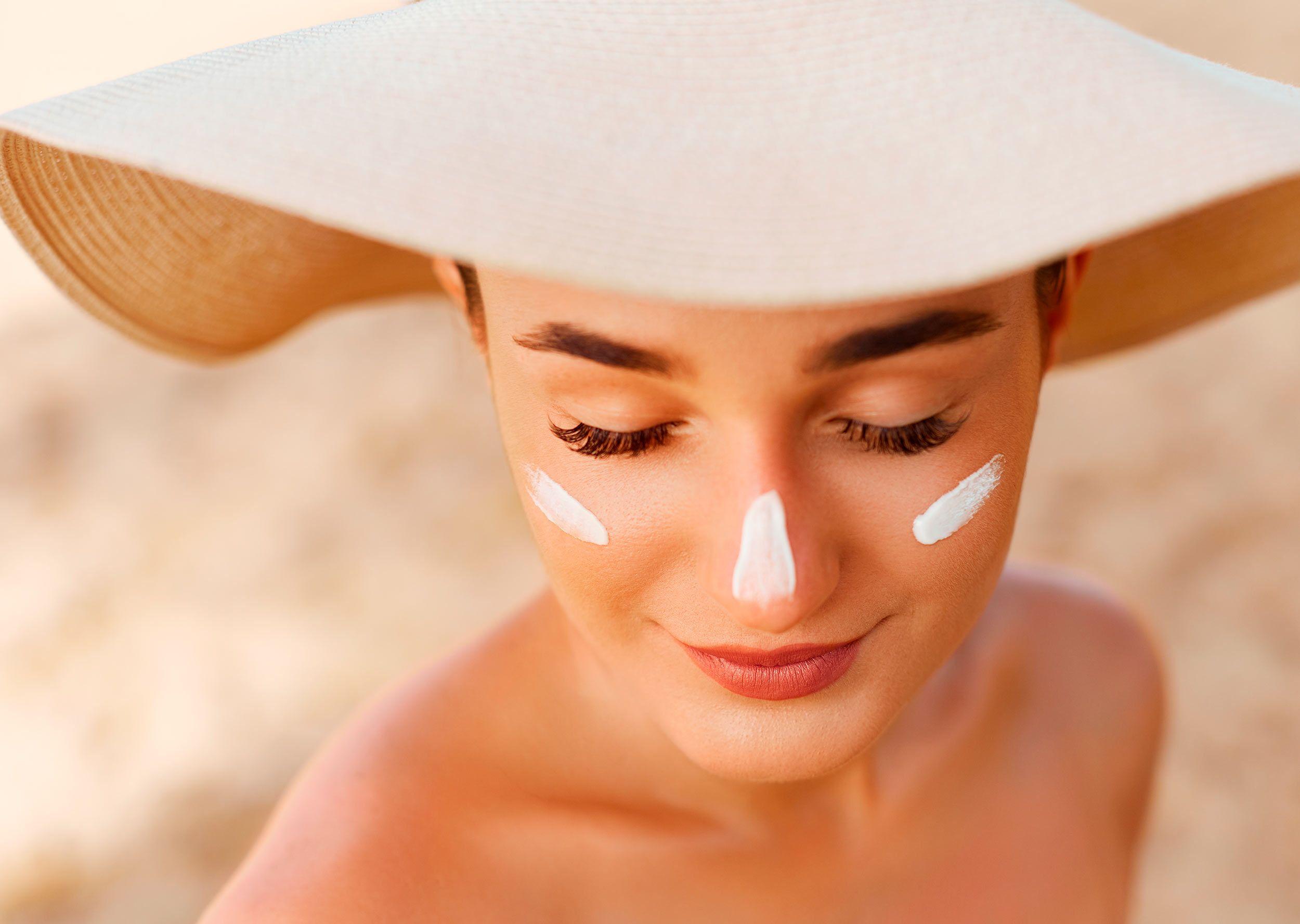 Cómo eliminar las manchas en la cara.