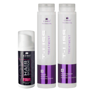 Pack anti-frizz. Productos antiencrespamiento