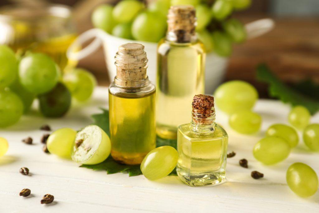 Beneficios que ofrece el aceite de uva