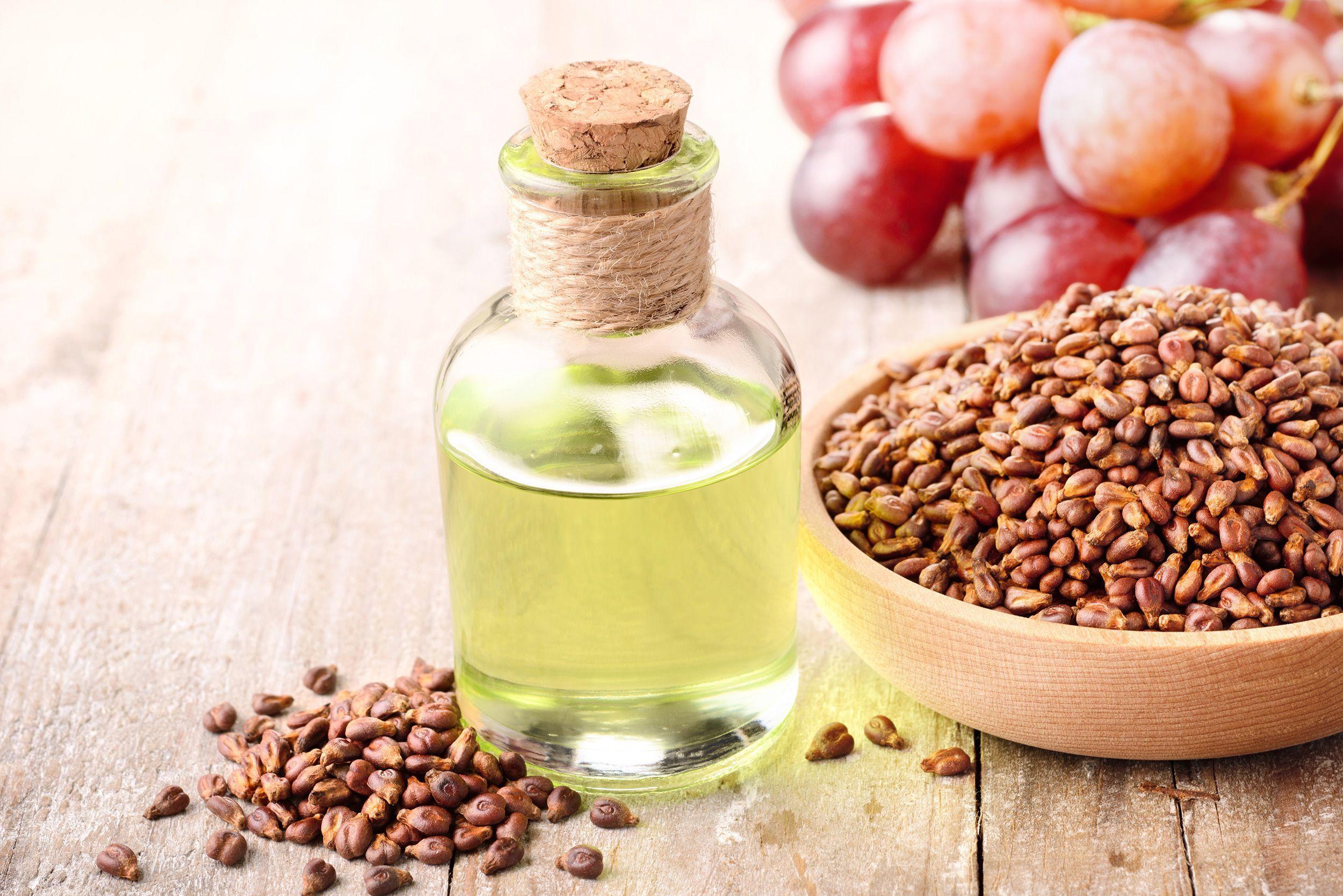 Beneficios aceite uva