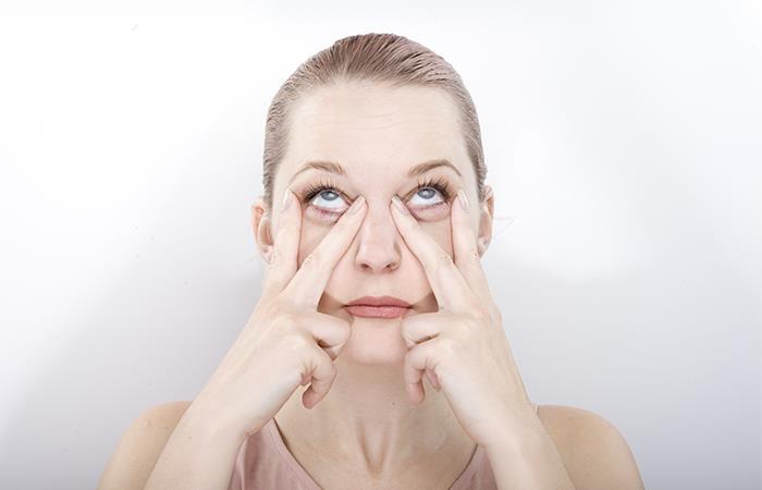 Yoga facial en casa