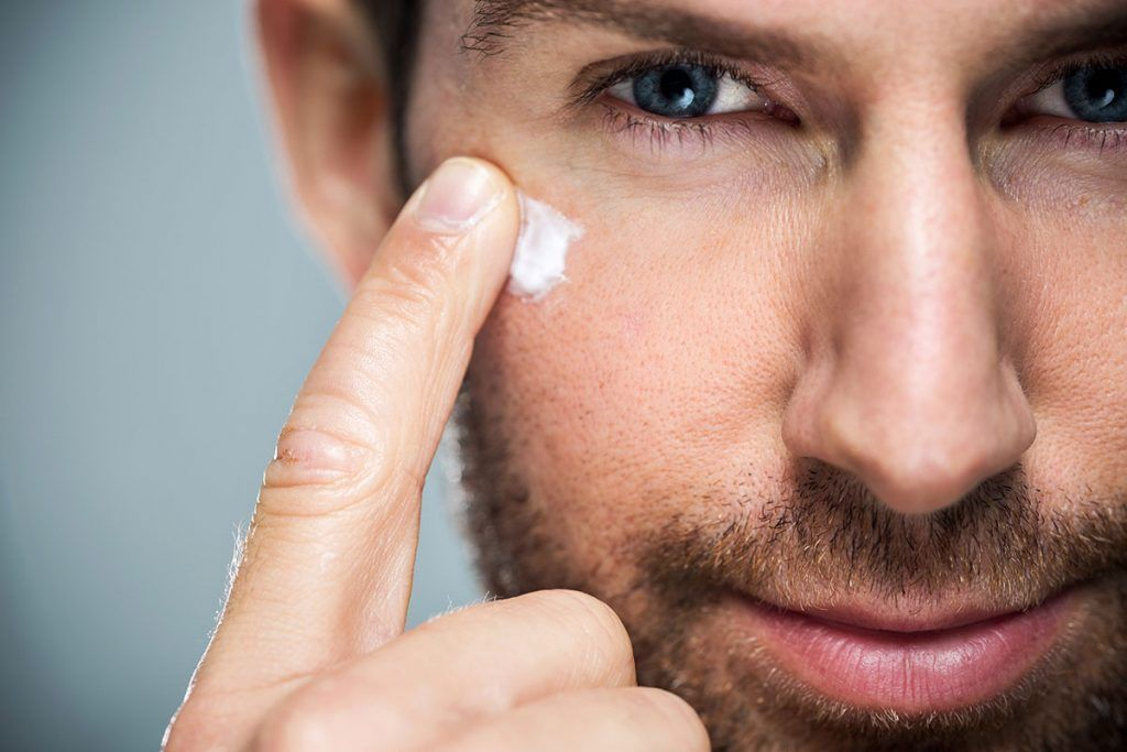 Cómo escoger las cremas para hombres