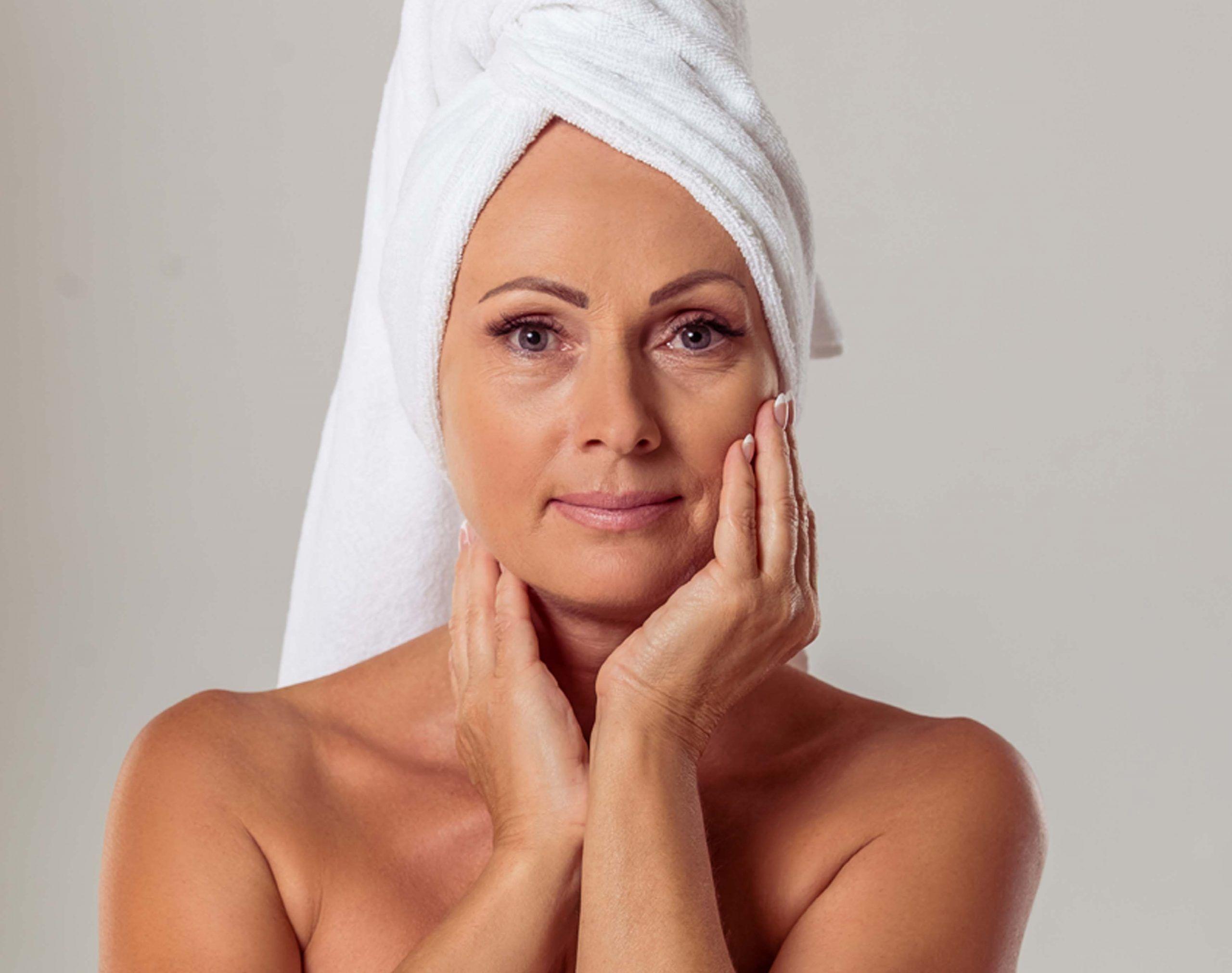 Tratamientos para cuidar la piel según la edad